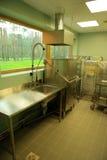Área da lavagem da louça Fotografia de Stock Royalty Free