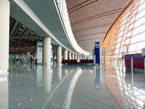 Área da partida do aeroporto imagem de stock