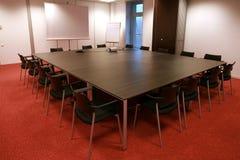 Área da reunião imagens de stock royalty free