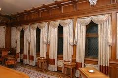 Área da reunião Fotos de Stock Royalty Free