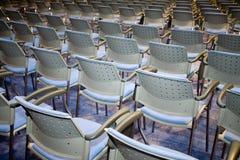 Área da reunião Fotos de Stock