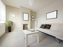 Área da sala de estar Imagem de Stock Royalty Free