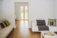 Área da sala de estar Fotografia de Stock
