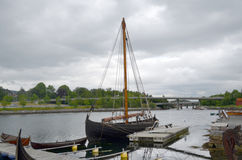 Área de Alesund, Noruega Imagens de Stock Royalty Free