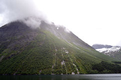 Área de Alesund, Noruega Fotos de Stock