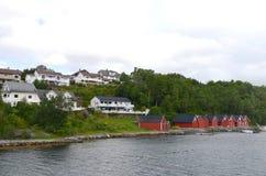 Área de Alesund, Noruega Imagens de Stock