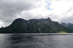 Área de Alesund, Noruega Fotografia de Stock Royalty Free