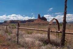 Área de Canyonlands Fotos de archivo