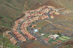 Área de desenvolvimento urbano Imagens de Stock Royalty Free
