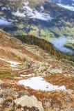 Área de Drei Zinnen Foto de archivo libre de regalías