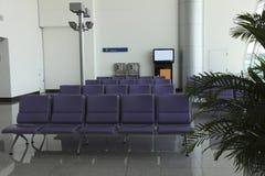 Área de espera Imagem de Stock Royalty Free