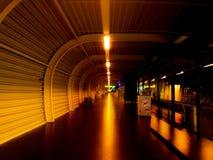 Área de espera M de Schiphol Imagem de Stock Royalty Free