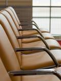 Área de espera no aeroporto foto de stock royalty free