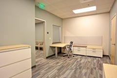 Área de la oficina Imagenes de archivo