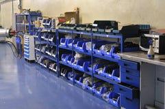 Área de la producción Imágenes de archivo libres de regalías