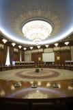 Área de la reunión Fotografía de archivo