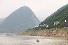 Área de montaña Fotografía de archivo libre de regalías