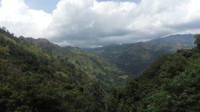 Área de montaña en Sri Lanka imágenes de archivo libres de regalías