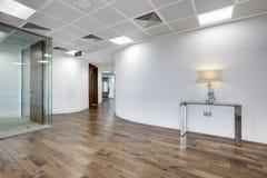 Área de recepção moderna do escritório Fotos de Stock
