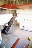 Área de recepción vacía en oficina moderna Fotografía de archivo libre de regalías