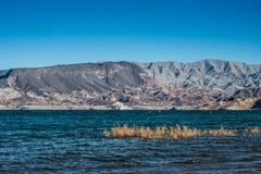Área de reconstrucción nacional de la aguamiel del lago Imágenes de archivo libres de regalías
