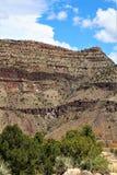 Área de região selvagem da garganta de Salt River, floresta nacional de Tonto, Gila County, o Arizona, Estados Unidos foto de stock royalty free