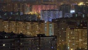 Área de Residental da cidade vídeos de arquivo