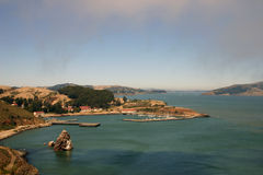 Área de San Francisco Bay fotos de stock
