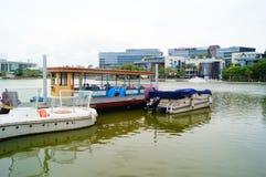 Área de Shenzhen Huan Le Hai An Tourism Scenic Foto de archivo libre de regalías