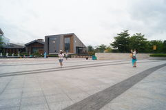 Área de Shenzhen Huan Le Hai An Tourism Scenic Fotos de archivo libres de regalías