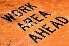 Área de trabalho adiante fotografia de stock royalty free