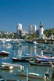 Área de Zocolo - Acapulco México Foto de archivo