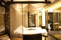 Área del masaje Foto de archivo