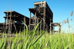 Área deserta Imagem de Stock