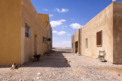Área deserta Imagens de Stock Royalty Free