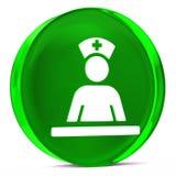 Área do pessoal médico Imagem de Stock Royalty Free