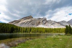 Área dos lagos do frasco da salmoura no verão Foto de Stock