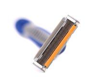 Área eficaz de afeitar la maquinilla de afeitar Imagen de archivo libre de regalías