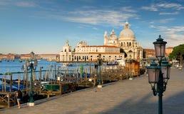 Área em Veneza Foto de Stock