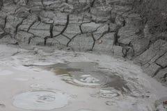 Área geotérmica de Seltun Foto de archivo