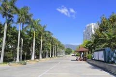 Área habitável da cidade do haicang Imagens de Stock