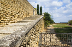Área hermosa de Provence Imagen de archivo libre de regalías