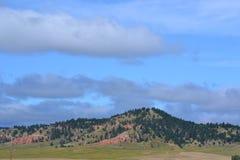Área montanhosa bonita Fotografia de Stock Royalty Free