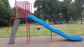 área para que as crianças joguem Foto de Stock Royalty Free