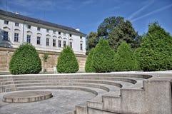 Área Praga de Royal Palace imagem de stock royalty free