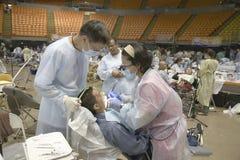 Área remota médica Foto de Stock Royalty Free