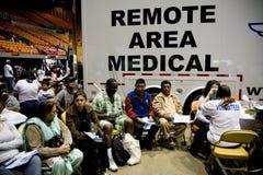 Área remota médica Imagens de Stock