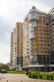 Área residencial krasnodar Imagen de archivo libre de regalías