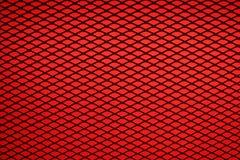 Área roja Fotos de archivo libres de regalías