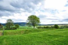 Área rural em Escócia Imagem de Stock Royalty Free